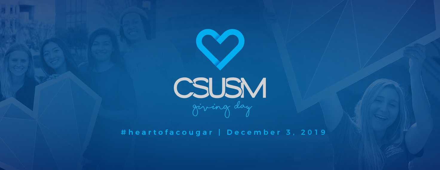 CSUSM Giving Day 2019